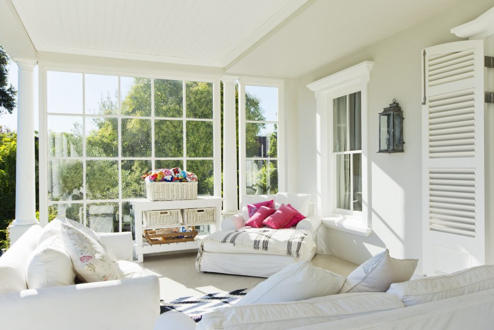 3 Great Reasons To Add A Sunroom Onto Your Home
