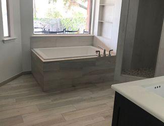 Carrollton Master Bath Remodel