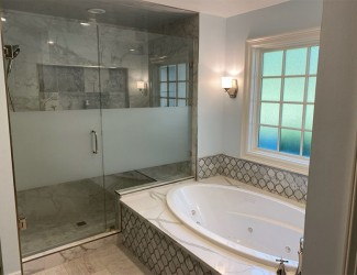 Colleyville Master Bathroom