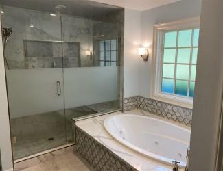 Colleyville Master Bathroom